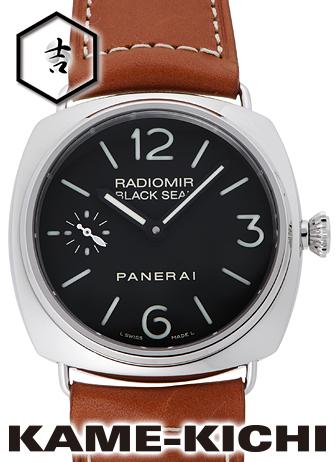 【中古】パネライ ラジオミール ブラックシール Ref.PAM00183 ブラック (PANERAI Radiomir Black Seal)