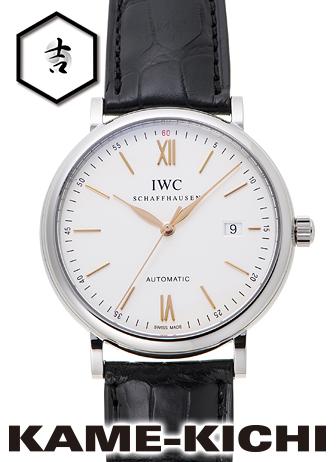 IWC ポートフィノ Ref.IW356517 新品 シルバー (IWC Portofino)