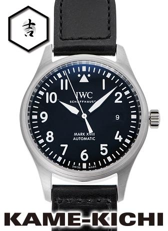 IWC マークXVIII Ref.IW327001 新品 ブラック (IWC Mark XVIII)
