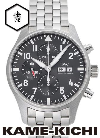 IWC パイロットウォッチ クロノグラフ Ref.IW377719 新品 グレー (IWC Pilot's Watch Chronograph)
