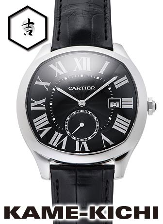 【中古】カルティエ ドライブ ドゥ カルティエ Ref.WSNM0006 ブラック (CARTIER Drive de Cartier)
