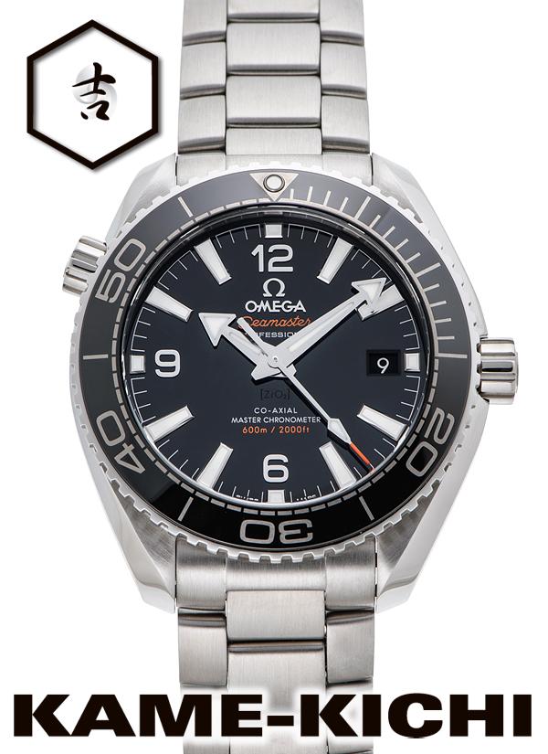 オメガ シーマスター プラネットオーシャン コーアクシャル マスタークロノメーター Ref.215.30.40.20.01.001 新品 ブラック (OMEGA Seamaster Planet-ocean Co-Axial Master Chronometer)