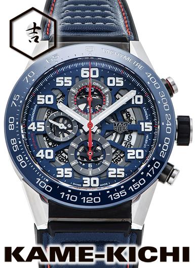 タグ・ホイヤー カレラ キャリバー ホイヤー01 レッドブル レーシング Ref.CAR2A1N.FT6100 新品 (TAG HEUER Carrera Calibre HEUER01 Red Bull Racing)