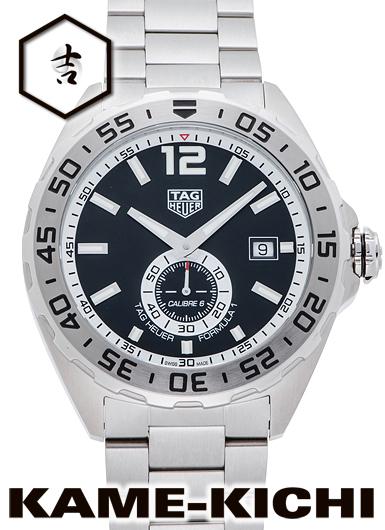 タグ・ホイヤー フォーミュラ1 Ref.WAZ2012.BA0842 新品 ブラック (TAG HEUER Formula1 Chronograph)