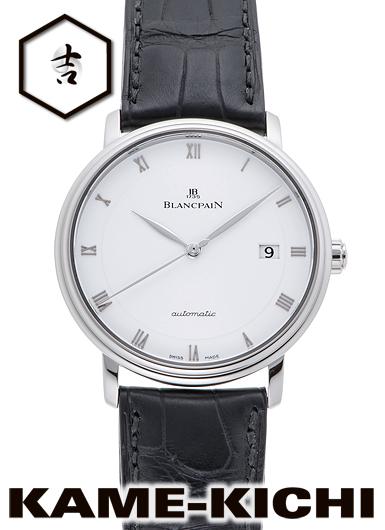 ブランパン ヴィルレ ウルトラスリム Ref.6223-1127-55 新品 ホワイト (BLANCPAIN Villeret Ultra Slim)