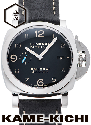パネライ ルミノール1950 3デイズ アッチャイオ Ref.PAM01359 新品 ブラック (PANERAI Luminor1950 3Days Acciaio)