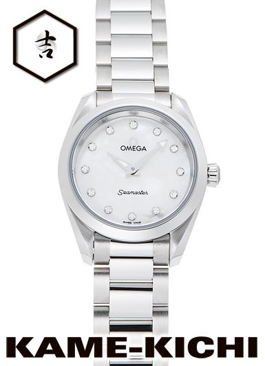 オメガ シーマスター アクアテラ Ref.220.10.28.60.55.001 新品 ホワイト (OMEGA Seamaster Aqua Terra)