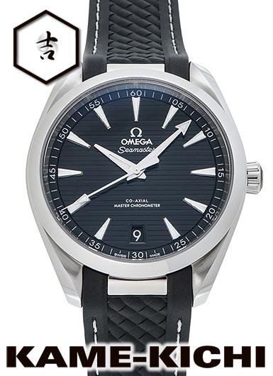 オメガ シーマスター アクアテラ 150m コーアクシャル マスタークロノメーター Ref.220.12.41.21.01.001 新品 ブラック (OMEGA Seamaster Aqua Terra 150m Co-Axial Master Chronometer)