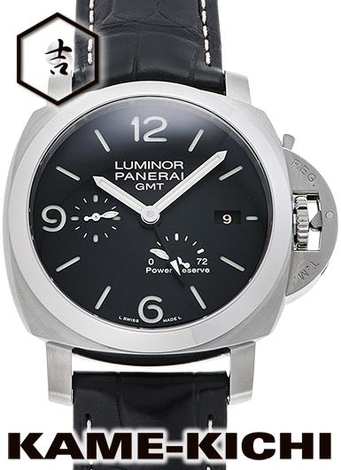 【中古】パネライ ルミノール1950 3デイズ GMT Ref.PAM00321 ブラック (PANERAI Luminor1950 3days GMT)