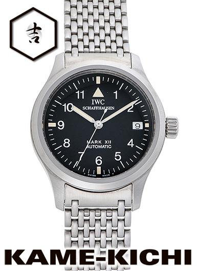 【中古】IWC マークXII Ref.3241-002 ブラック (IWC Mark XII)