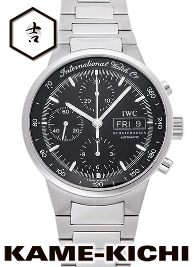 【中古】IWC GSTクロノグラフ Ref.IW370708 ブラック (IWC GST Chronograph)