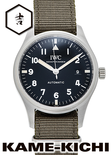 IWC マークXVIII トリビュート トゥ マークXI Ref.IW327007 新品 ブラック (IWC Mark XVIII Tribute to Mark XI)