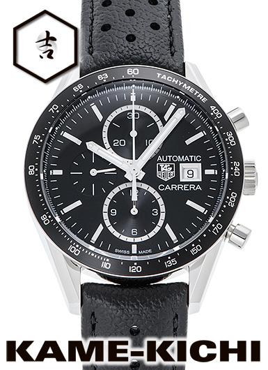 タグ・ホイヤー カレラ1887 クロノグラフ Ref.CV201AL.FC6357 新品 ブラック (TAG HEUER Carrera1887 Chronograph)
