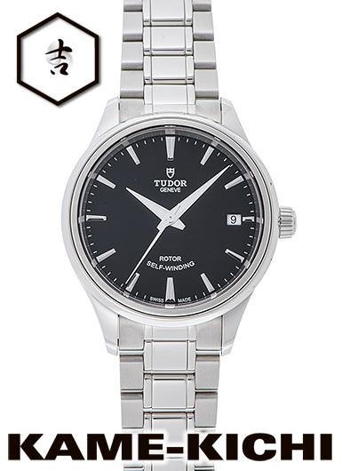 チュードル スタイル Ref.12300 新品 ブラック (TUDOR Style)