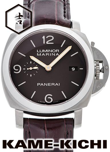 【中古】パネライ ルミノール1950 3デイズ Ref.PAM00351 ブラウン (PANERAI LumInor1950 3Days)