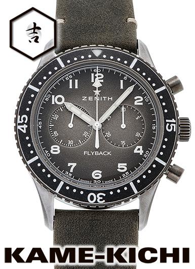 ゼニス クロノメトロ TIPO CP-2 Ref.11.2240.405/21.C773 新品 グレー (ZENITH Chronometro TIpo CP-2)
