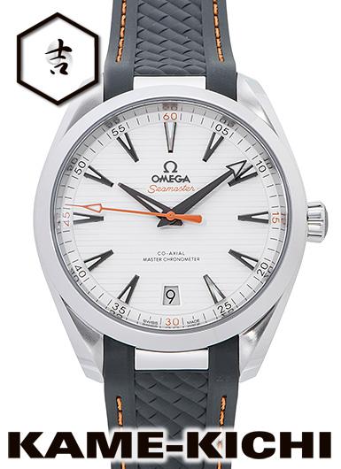 オメガ シーマスター アクアテラ 150m コーアクシャル マスタークロノメーター Ref.220.12.41.21.02.002 新品 シルバー (OMEGA Seamaster Aqua Terra 150m Co-Axial Master Chronometer)