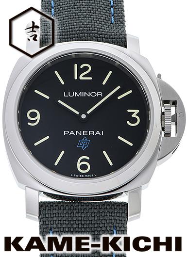 パネライ ルミノール ベース ロゴ 3デイズ アッチャイオ Ref.PAM00774 新品 ブラック (PANERAI Luminor Base Logo 3Days Acciaio)