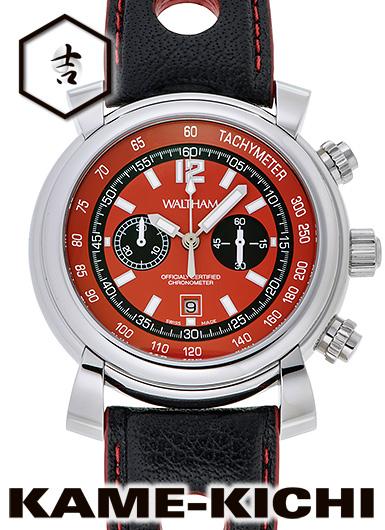 ウォルサム フィダルゴ Ref.SW45-02061STM 新品 レッド/ブラック (WALTHAM Fidalgo)