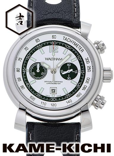 ウォルサム フィダルゴ Ref.SW45-02062STM 新品 ホワイト/ブラック (WALTHAM Fidalgo)