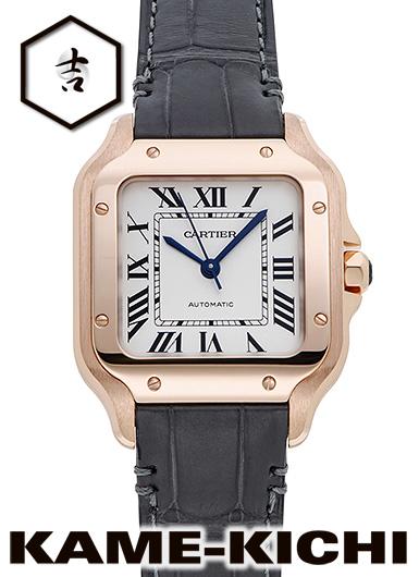 カルティエ サントス ドゥ カルティエ MM Ref.WGSA0012 カルティエ 新品 MM シルバー Ref.WGSA0012 (CARTIER Santos MM), vie jewelry:e5c8e3ef --- sunward.msk.ru