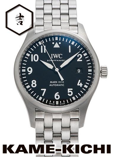 IWC マークXVIII Ref.IW327015 新品 ブラック (IWC Mark XVIII)