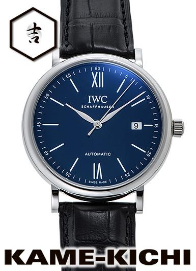 【中古】IWC ポートフィノ 150イヤーズ Ref.IW356518 ブルー (IWC PortofIno 150Years)