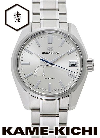 セイコー ヘリテージ グランドセイコー ヘリテージ コレクション Ref.SBGA373 シルバー 新品 Heritage シルバー (SEIKO Grand Seiko Heritage Collection), 健康機器と時計のココデス(CCDS):7e83aa87 --- sunward.msk.ru