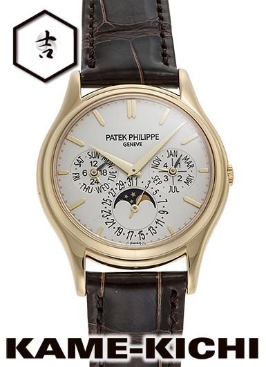 【中古】パテックフィリップ グランド コンプリケーション 永久デイト表示 Ref.5140J-001 シルバー (PATEK PHILIPPE Grand Complication Perpetual Calendar)
