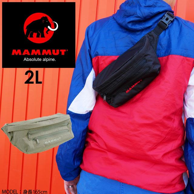 best sneakers ccbab 97132 Mammut 2520-00470-classic bum bag 2L/MAMMUT Classic Bumbag waist bag hip  back outdoor casual mens Womens travel 0001 (Black) 0514 (Iron) ■ ...