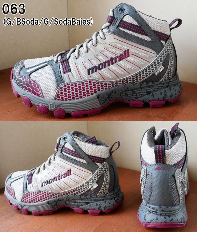 Montrail バッドロック 年年 アウトドライ GL2129/montrail BADROCK 年年 OUTDRY 女士男子的徒步鞋 323 (ディープターコイズ 电压) 063 (莓果烤苏打) 攀岩登山户外 / fs3gm