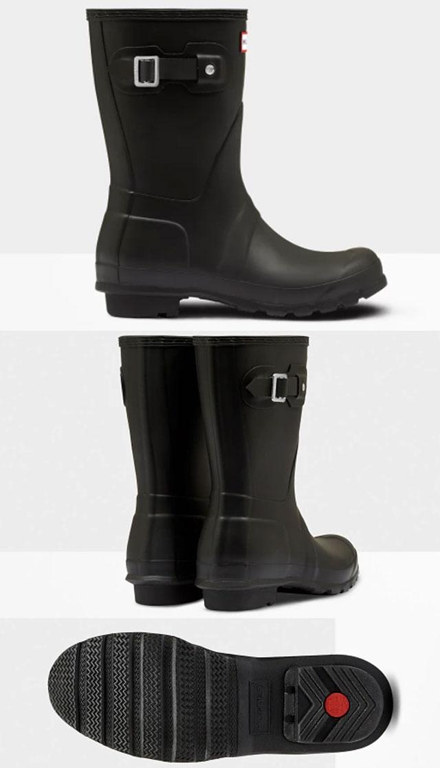 HUNTER hunter Lady's WFS1000 rain boots