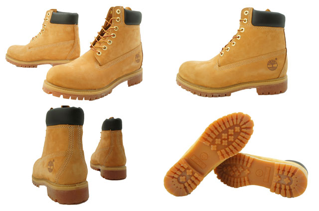 2d70289f870 Timberland-timberland men's HOMMES 6INCH PREMIUM BOOTS mens boots TB010061  (wheat) nubuck suede Brown wheat climbing simple staple fabric boots evid
