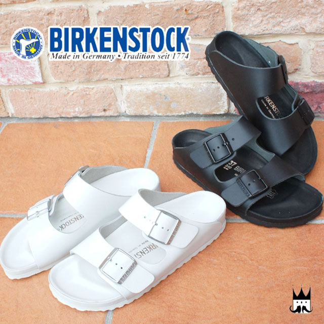 【送料無料】ビルケンシュトック BIRKENSTOCK メンズ レディース 948183・948083 MONTEREY モントレー サンダル コンフォートサンダル カジュアル ナロー幅(幅狭) Black White 2色 evid