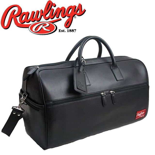 【送料無料】ローリングス Rawlings メンズ バッグ HOHDUFBL LEATHER GOODS ダッフルバッグ カジュアル ビジネスマン ベースボール evid