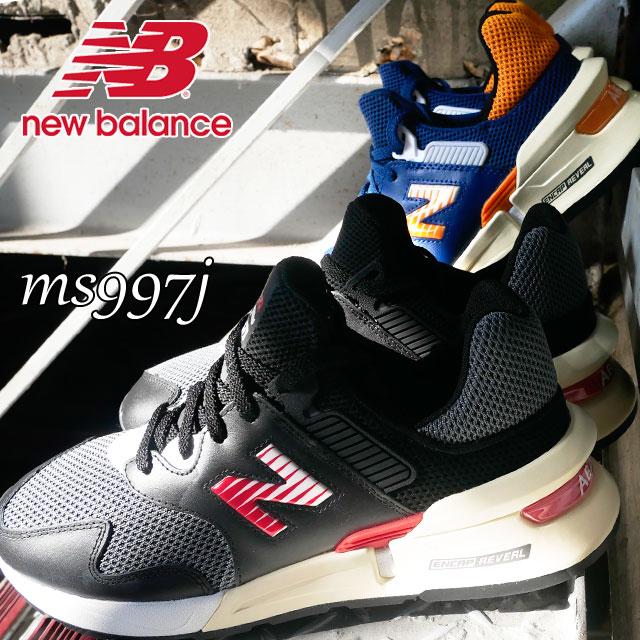 【送料無料】ニューバランス new balance スニーカー メンズ MS997J ローカット ワイズD カジュアルシューズ リミテッド 限定モデル evid