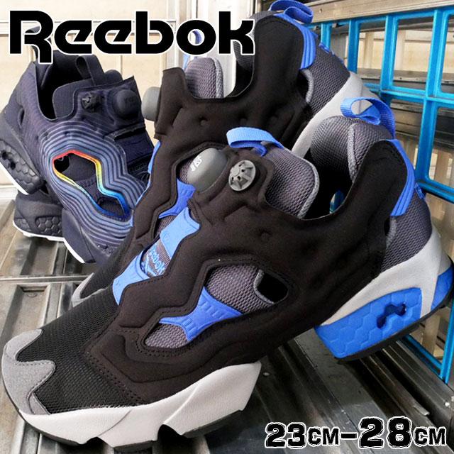 【送料無料】リーボック Reebok メンズ レディース スニーカー インスタポンプ フューリー OG NM ローカット ランニングシューズ ハイテクスニーカー 運動靴 FV4503 ネイビー FV4207 ブラック 黒 evid |4