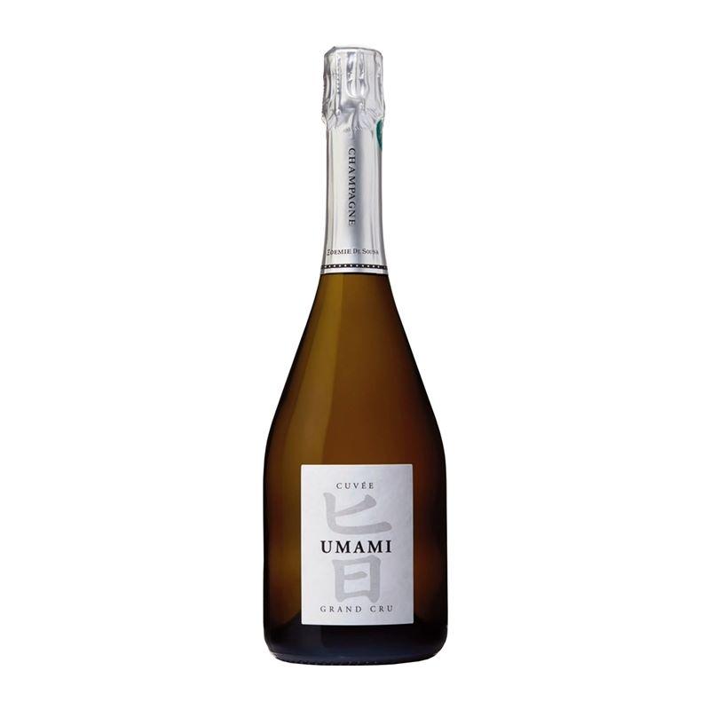 シャンパーニュ ゾエミ・ド・スーザ キュヴェ UMAMI 750ml フランス 瓶内二次醗酵方式 辛口 アペリティフ