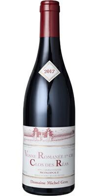 【あす楽】ミッシェル・グロ ヴォーヌ・ロマネ クロ・デ・レア 2016 赤 フランス AOC プルミエ・クリュ ピノ・ノワール ALC度数13.0% 赤ワイン フルボディ 飲み頃温度17℃ グロ家