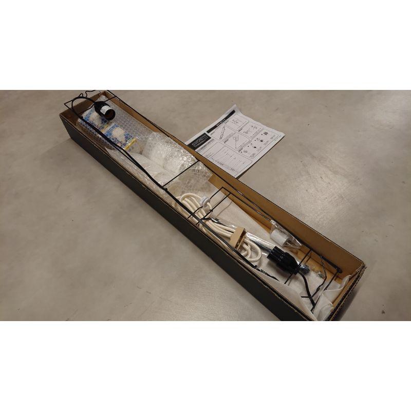 【新入荷】【正規販売店】【送料無料】AKARI ペンダントライト ロングシェード 専用器具 PEN2-16 高さ160cm+コード150cm 電球2個付 コード付