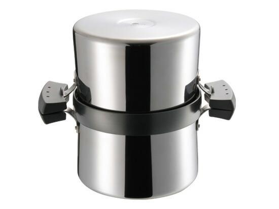 【新入荷】AUX オークス UCHICOOK ウチクック クイックフライヤー ブラック UCS2 オイルポット 揚げ物鍋 揚げる ろ過する 保存する 片付けラクチン キッチンウェア 機能性 デザイン性 シンプル インテリア スタイリッシュ ガス対応 IH対応