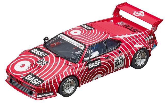1 メイルオーダー 32スケール スロットカー デジタル アナログOK Carrera 20030829 D132 BMW カレラ No80 直送商品 プロカー 1980 BASF Digital 32 M1