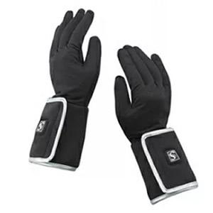 おててのこたつ SHG-04B ヒーター付きインナーソフト手袋 ヒーターグローブ おててのコタツ SHG04B 自転車・バイク・犬の散歩・雪かきに ヒーター手袋オートバイグローブや雪かき等にお勧めです あんよのこたつ SHG-03B 姉妹品です