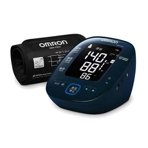 オムロン 上腕式血圧計 HEM-7281T スマホで管理 上腕式血圧計 HEM7281T 日本製 腕帯巻きつけタイプ OMRON デジタル血圧計