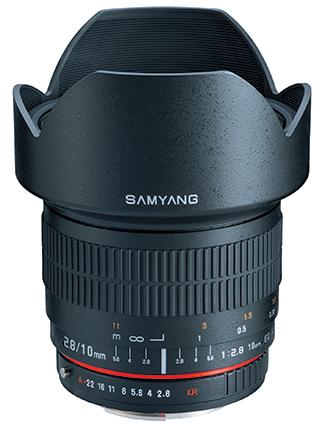 【新品】Samyang/サムヤン10mm F2.8 ED AS NCS CS ソニー Eマウント用【smtb-TD】