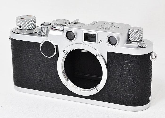 Leica/ライカIIf レッドダイヤル【中古】【smtb-TD】【がんばろう!宮城】