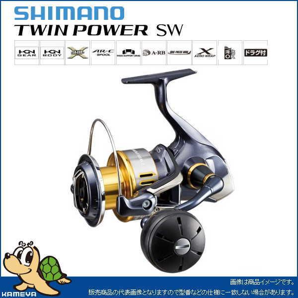 シマノ(G) 16 ツインパワーSW 6000XG