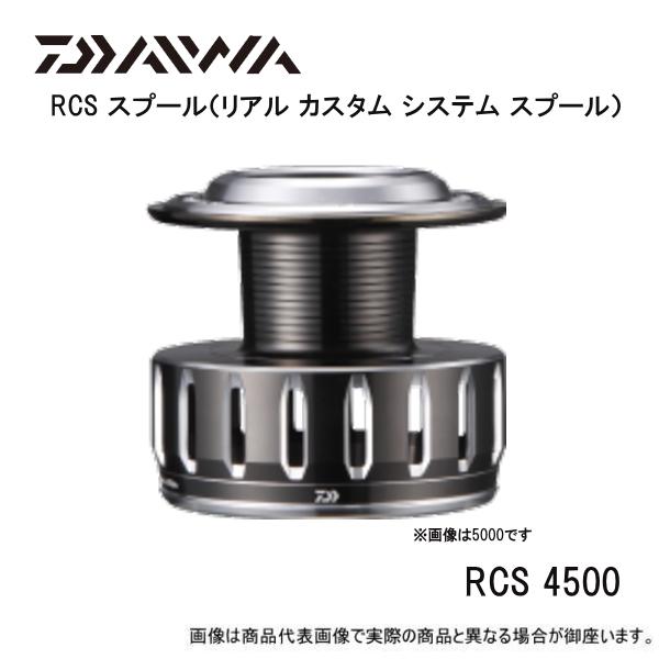 【DAIWA ダイワ】 グローブライド SLP WORKS RCS 4500 スプール【即納可能】
