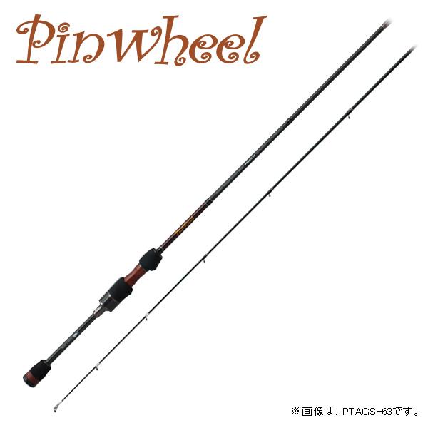 【Anglers Republic アングラーズリパブリック】 ELUA PinWheel エルア ピンウィール PTMGS-86 メバルモデル【即納可能】