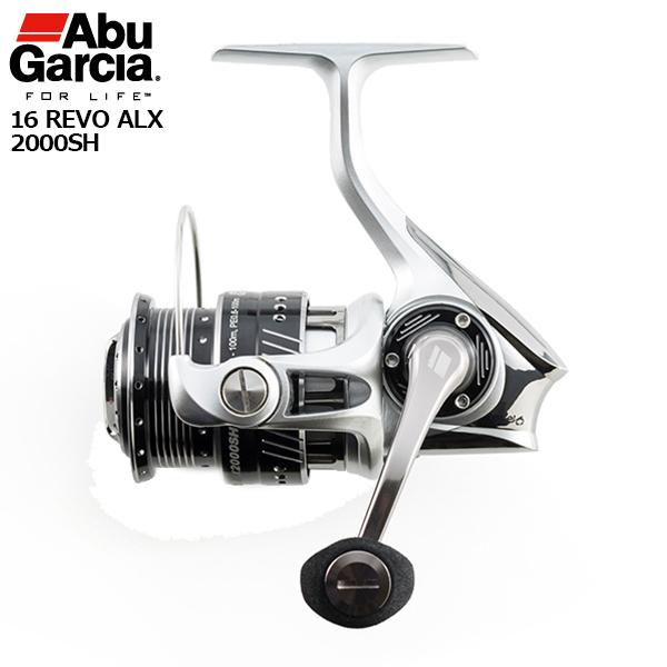 【マラソン中ポイント5倍】【アブ スピニングリール】16 REVO ALX 2000SH【即納可能】